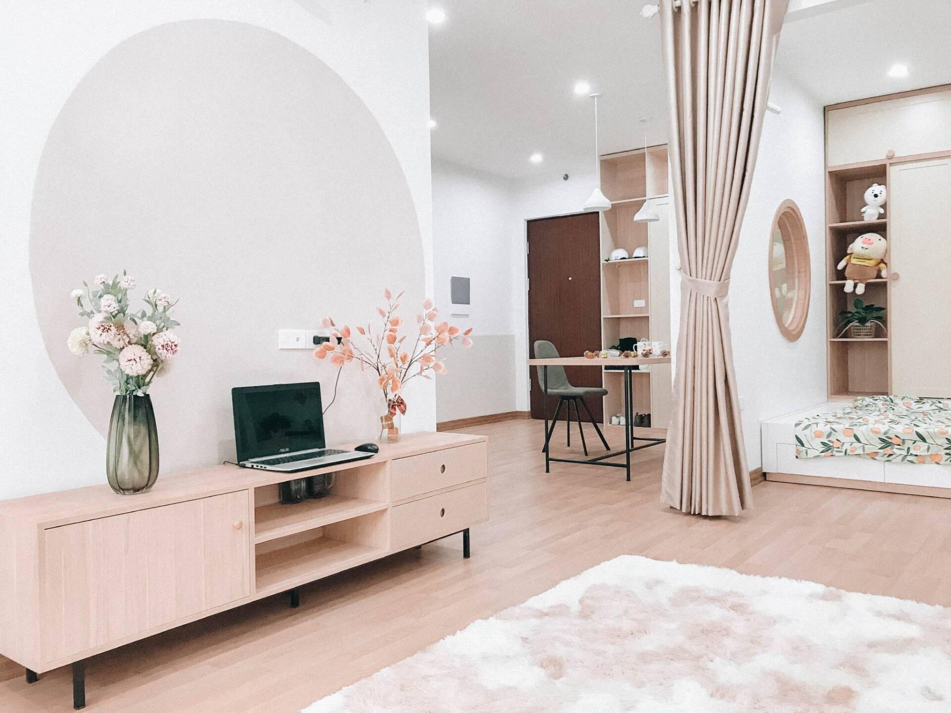 điểm nhẫn phong cách nội thất tối giản (minimalism)