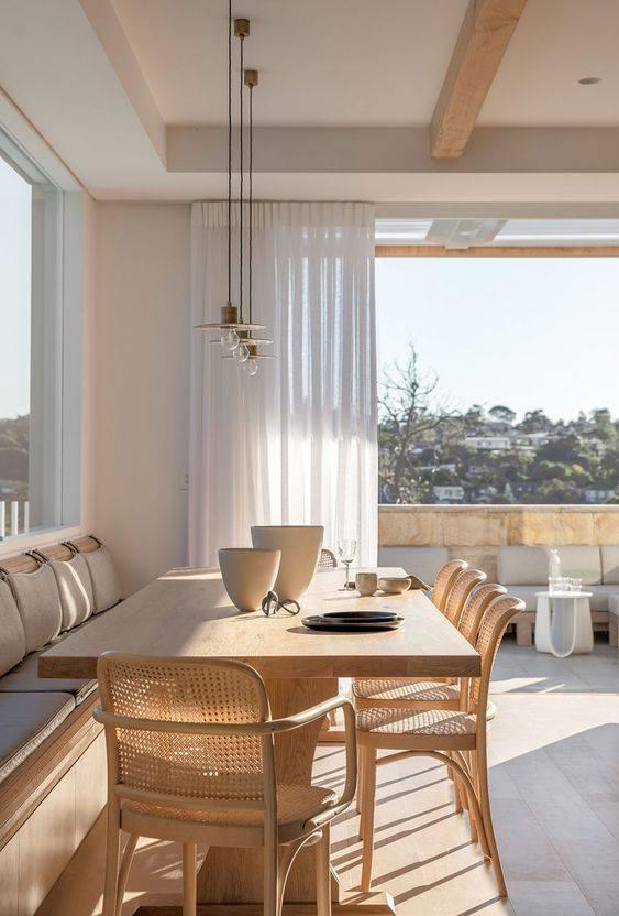 ánh sáng phong cách nội thất tối giản (minimalism)