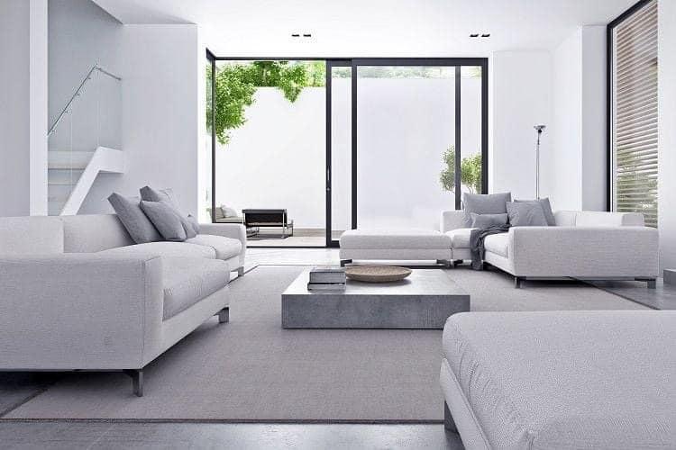 tối giản đồ đạc phong cách nội thất tối giản (minimalism)