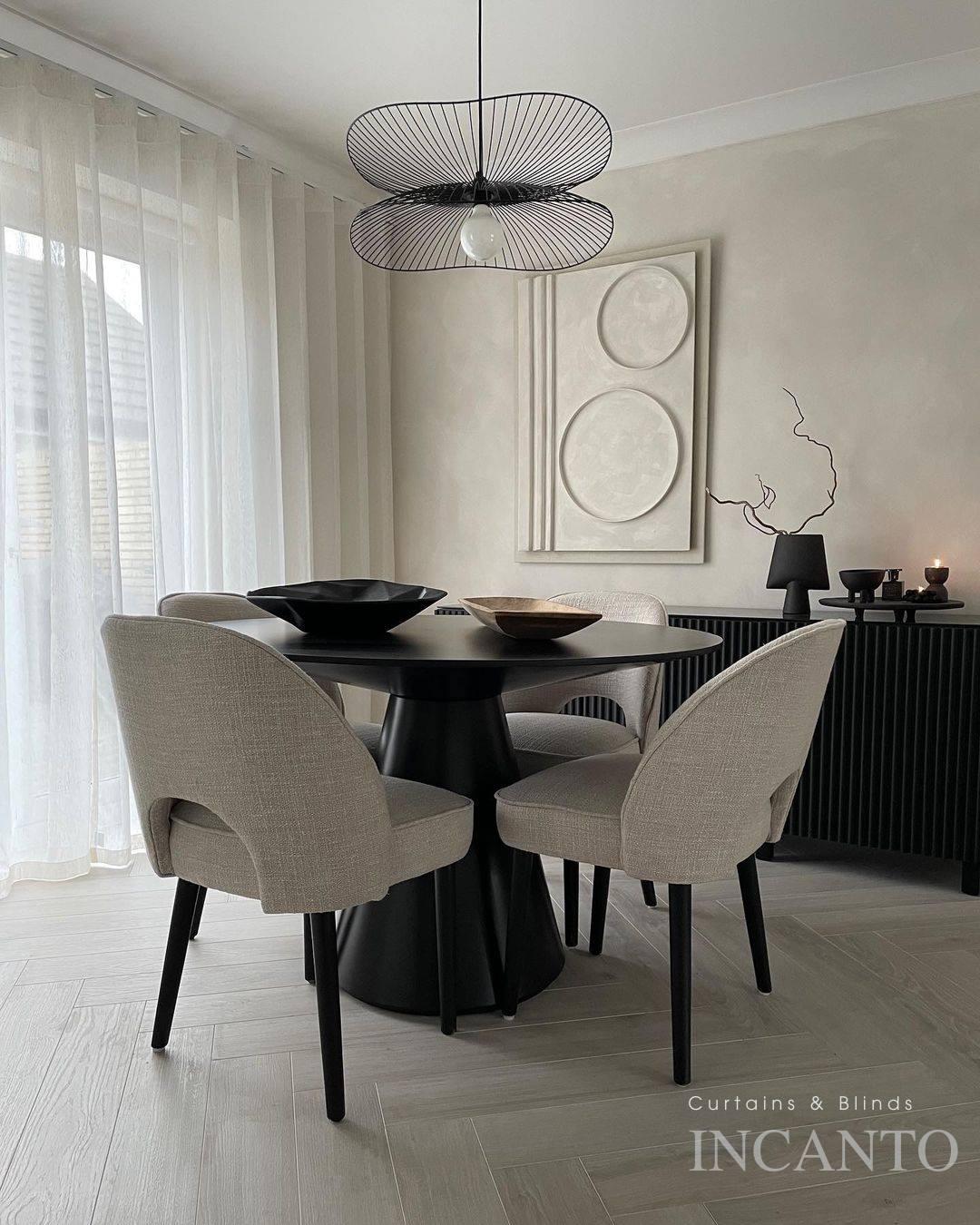 màu sắc trong thiết kế phong cách nội thất tối giản (minimalism)