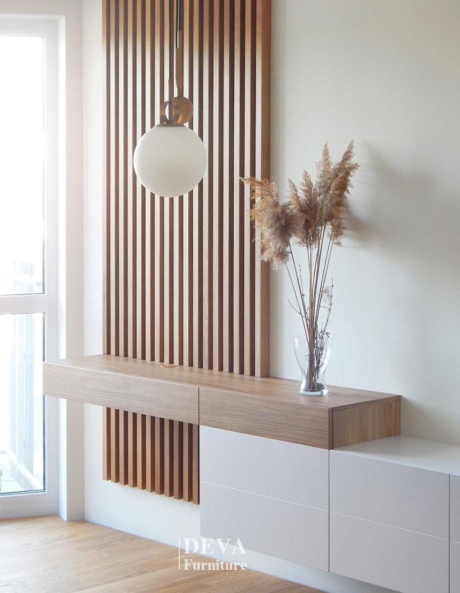 màu sắc nhẹ nhàng phong cách nội thất tối giản (minimalism)