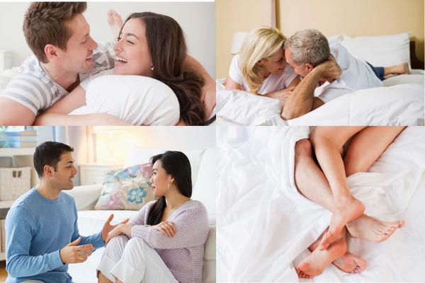 Quan hệ tình dục đều độ tốt cho sức khỏe sinh sản