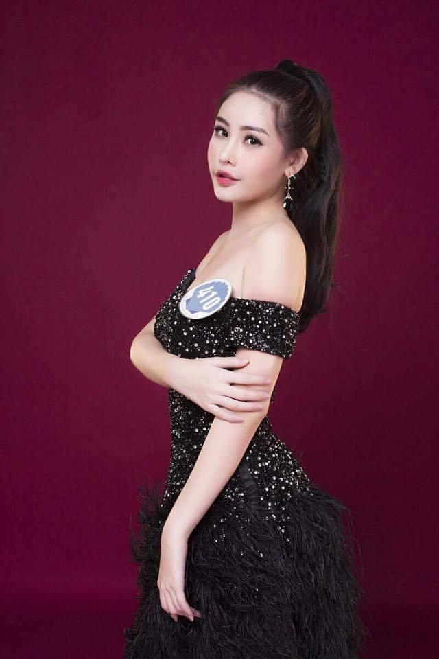 Hoa hậu Đại Dương Lê Âu Ngân Anh