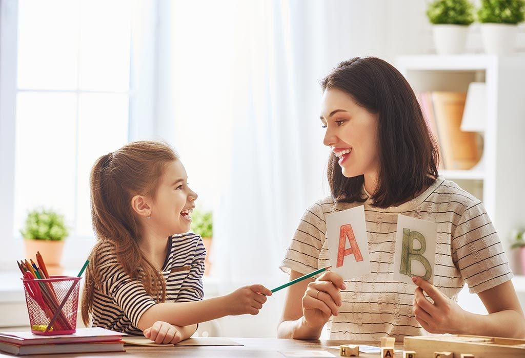 bố mẹ học cùng con tự giác