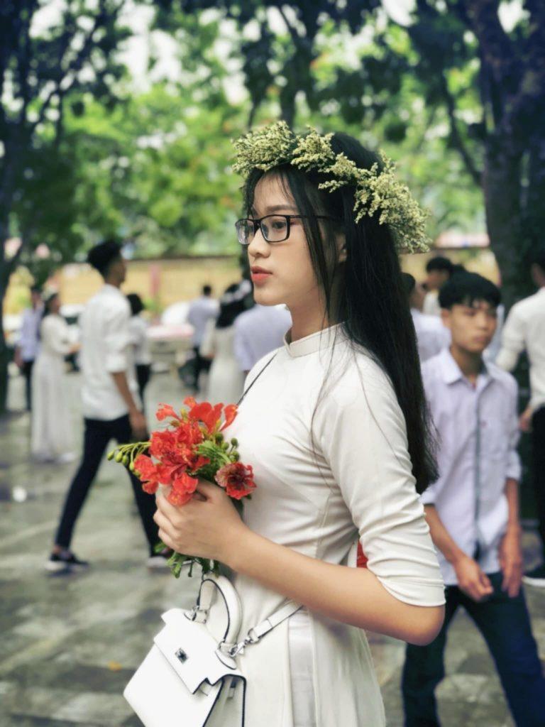 Học vấn hoa hậu Đỗ Thị Hà