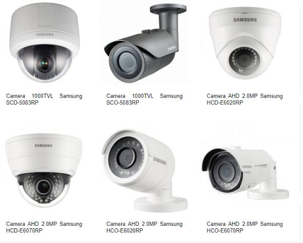 Camera Samsung - camera gia đình cao cấp