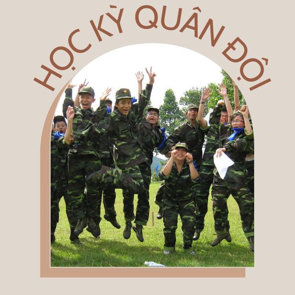 """Trải nghiệm quân đội cho trẻ """"Học kỳ quân đội"""""""