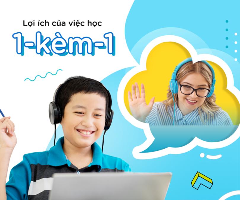 Khóa học Ielts Online 1 Thầy 1 trò có rất nhiều lợi ích