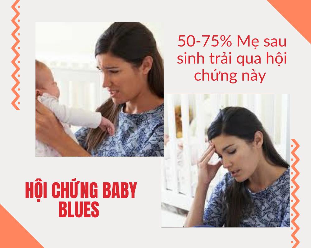 hội chứng baby blues