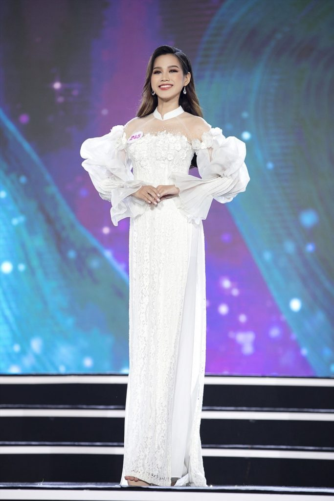 Hoa hậu Đỗ Thị Hà