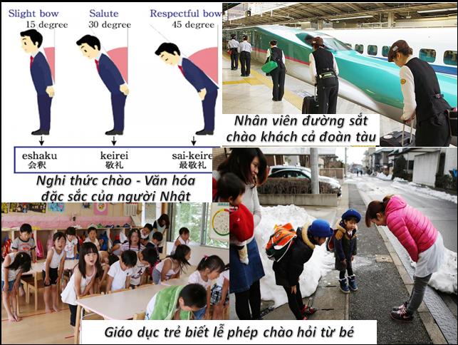Những phẩm chất nổi bật của trẻ em trong nền giáo dục của Nhật Bản