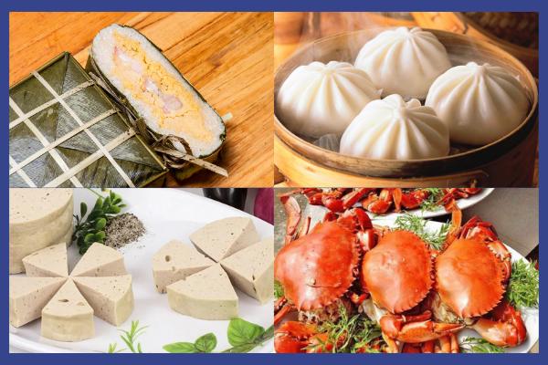 Món ngon làm từ tủ nấu cơm công nghiệp đa năng