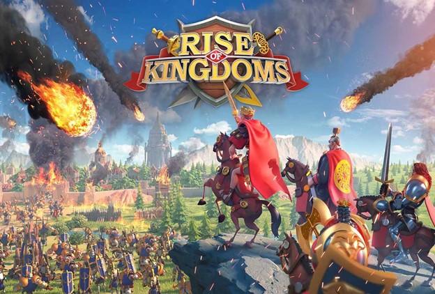 Rise of Kingdom: Lost Crusade