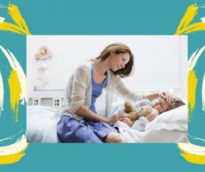 Phòng ngừa sốt siêu vi cho trẻ