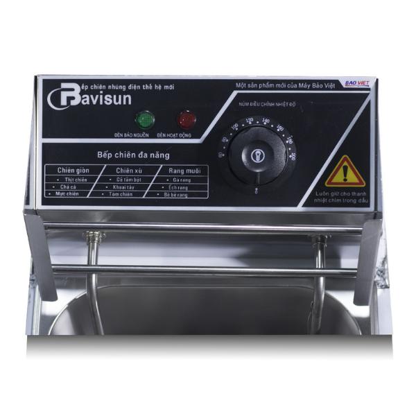 Bộ phận điều khiển núm vặn dễ điều chỉnh nhiệt độ