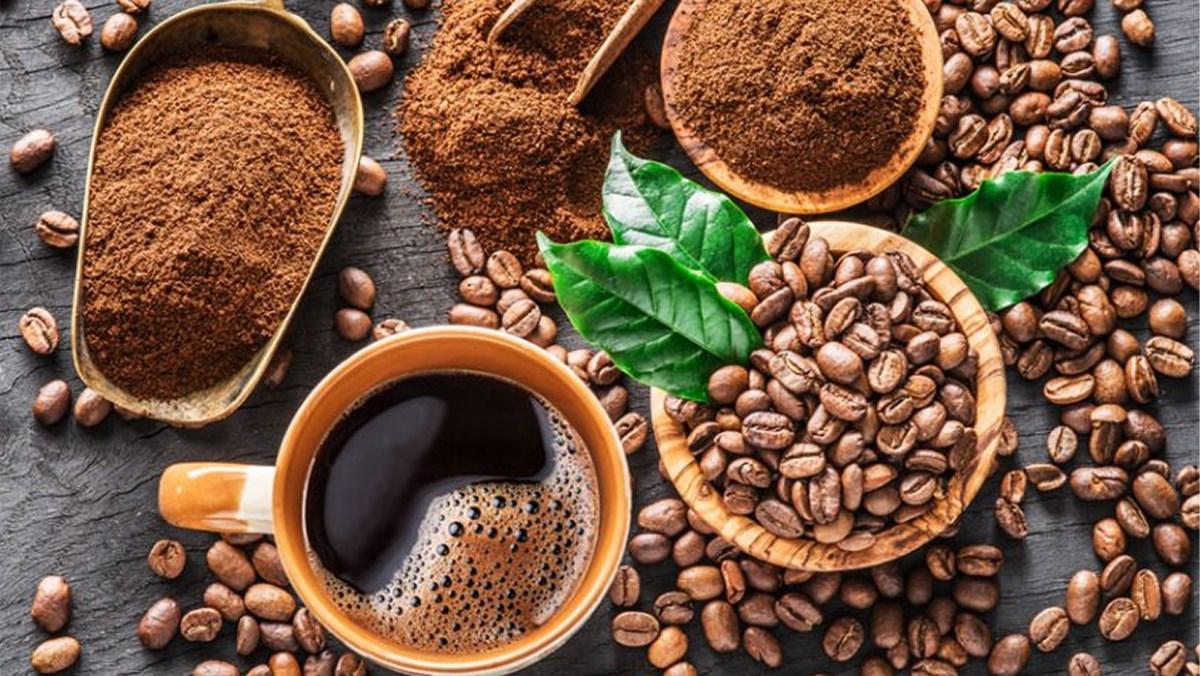 cà phê có tác dụng kích thích sự tập trung và hưng phấn