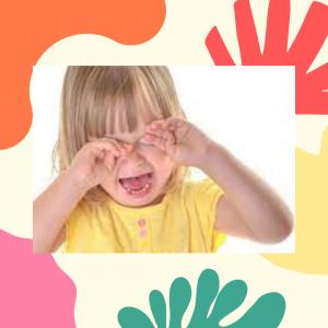 Dấu hiệu sốt siêu vi ở trẻ