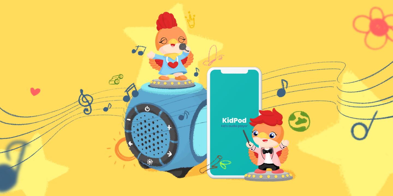 đồ chơi công nghệ Kidpod