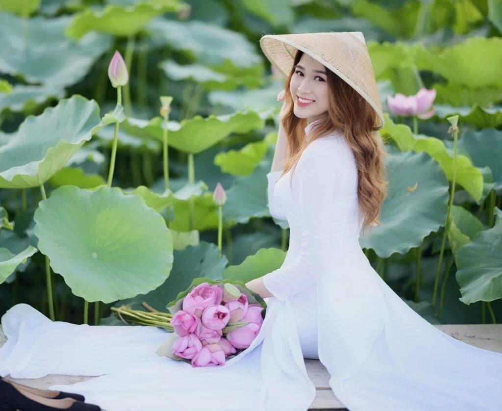 Ngoại hình hoa hậu Đỗ Thị Hà
