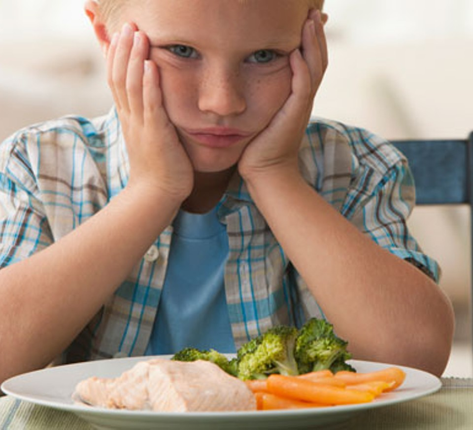 Chế độ dinh dưỡng không đầy đủ gây mất tập trung