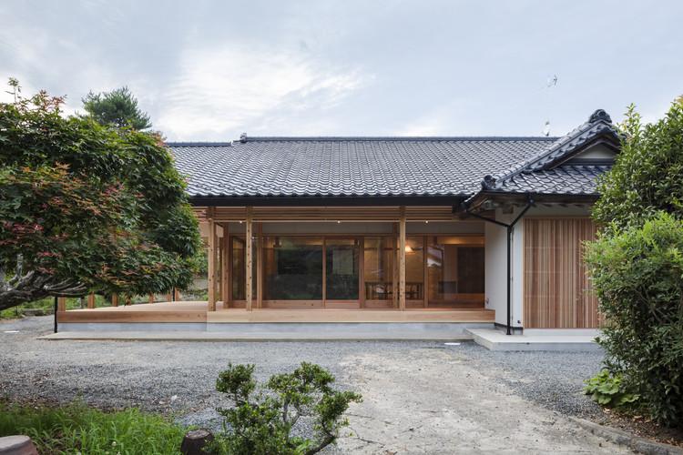 Nhà vườn 1 tầng phong cách Nhật