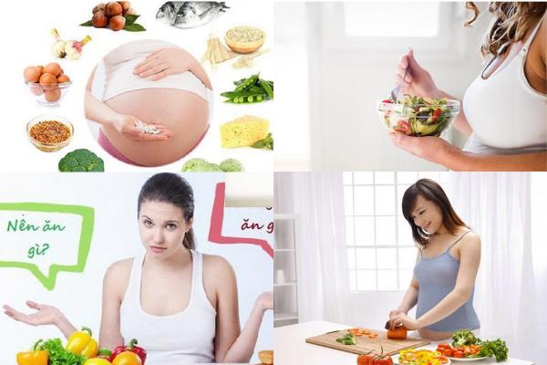 Chế độ dinh dưỡng cho vợ chồng chuẩn bị có con