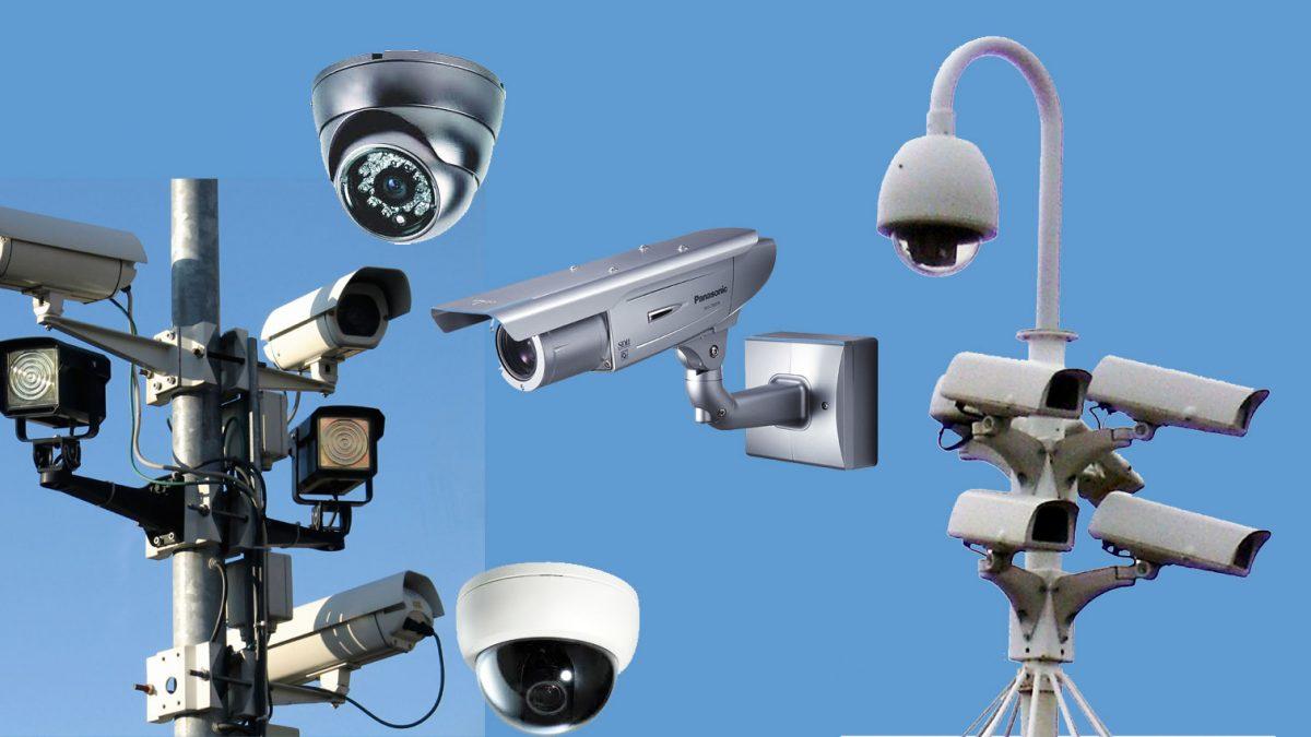 camera giám sát và cách xử lý khi bị mờ