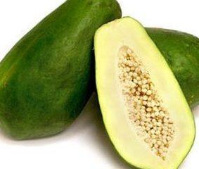 Chuẩn bị mang thai không nên ăn đu đủ xanh