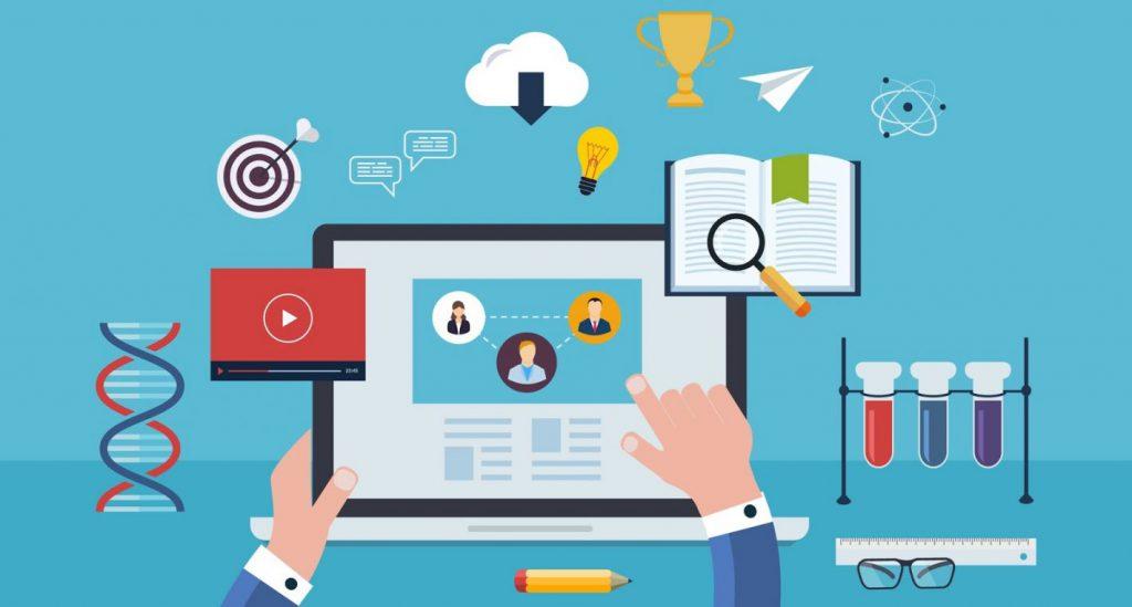dung lượng dữ trự học Online