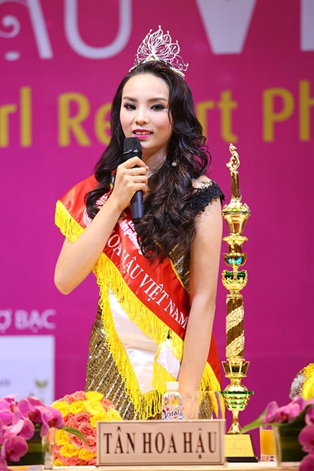 Nhan sắc hoa hậu Việt Nam 2014