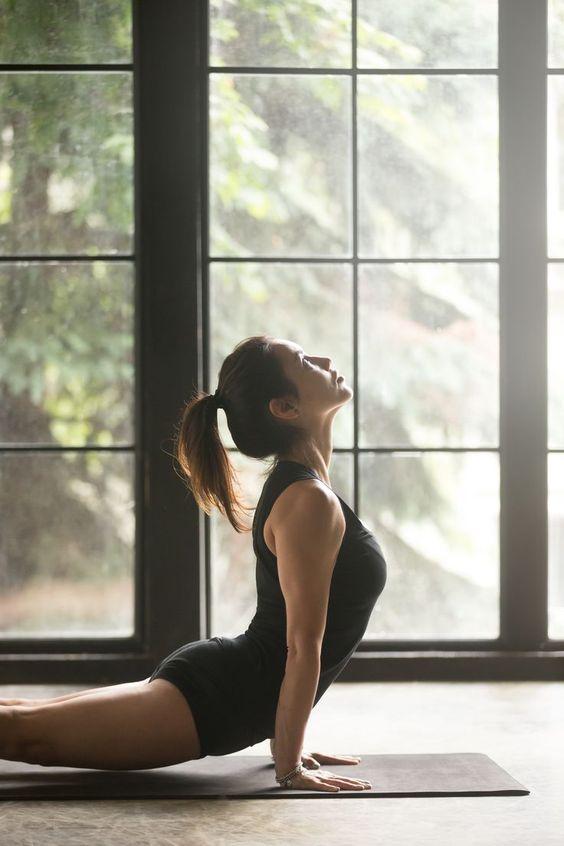 khóa học yoga cho người mới bắt đầu