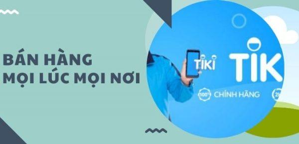 Bán hàng trên Tiki