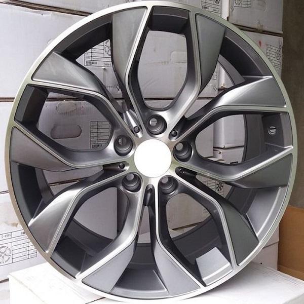 Mẫu lazang BMW X5 phù hợp với các quý ông yêu thích sợ sang trọng, bền bỉ, ít lỗi thời.