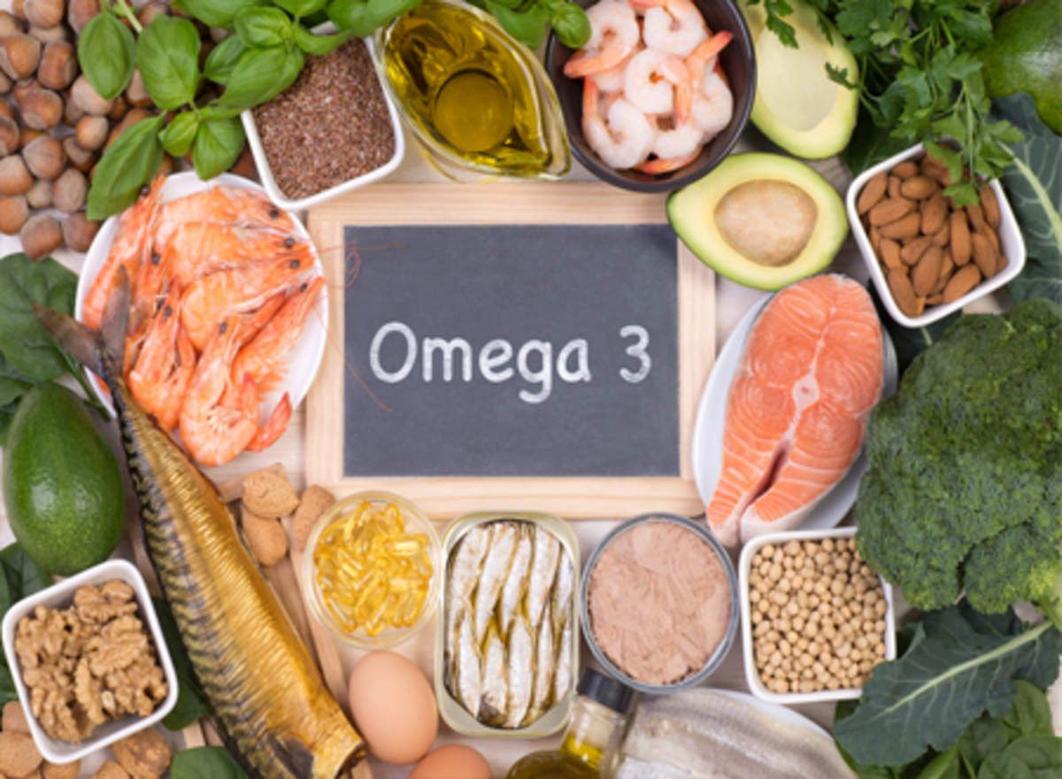 Nguồn dinh dưỡng giàu DHA, Omega 3