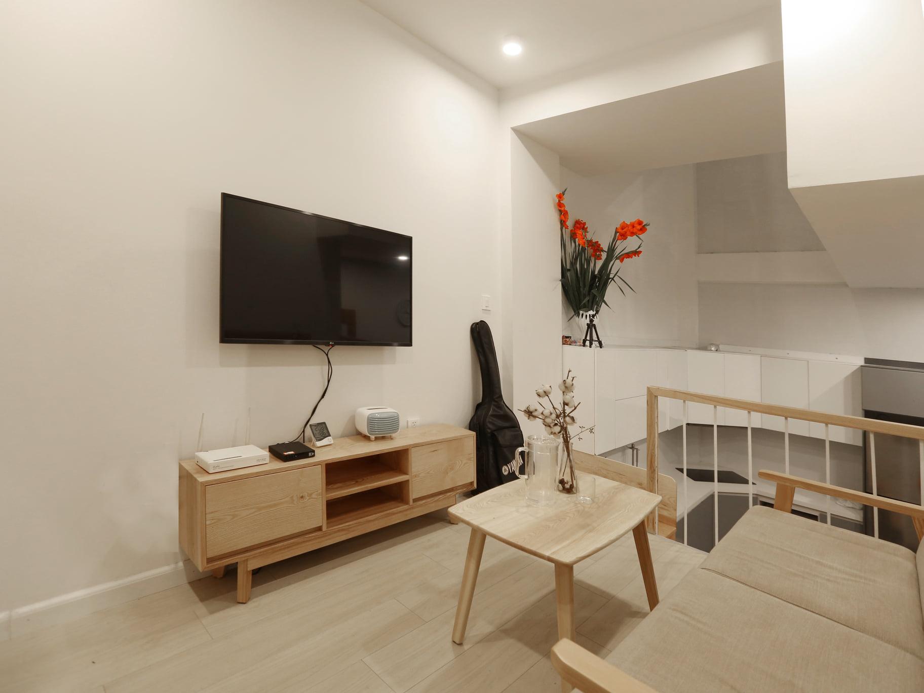 thiết kế phong cách nội thất tối giản (minimalism)