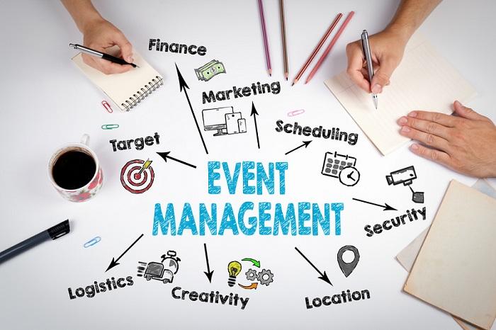 quản lý công ty tổ chức sự kiện