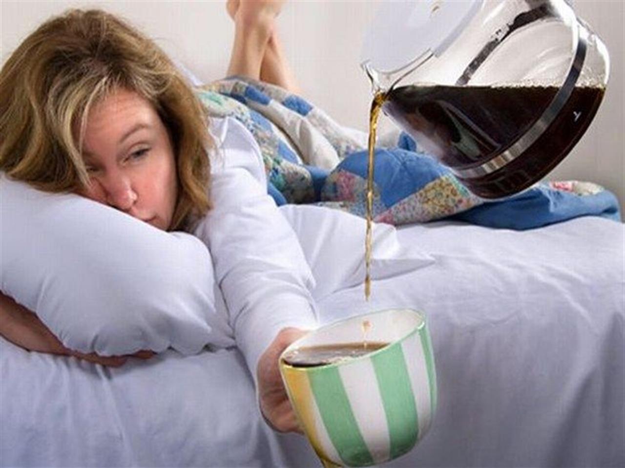 Sử dụng cà phê thường xuyên ảnh hưởng đến tinh thần, giấc ngủ