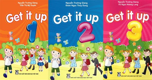 sách tiếng anh cho trẻ em tiểu học