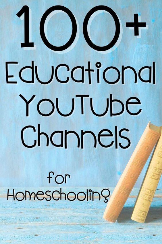 100 kênh giáo dục Yotube