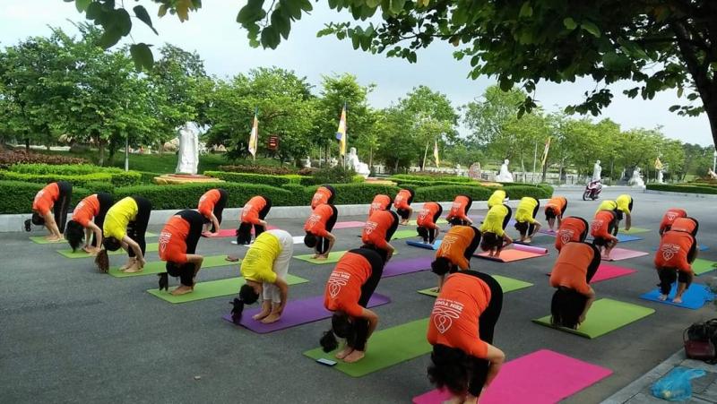khoa hoc yoga tai zen yoga