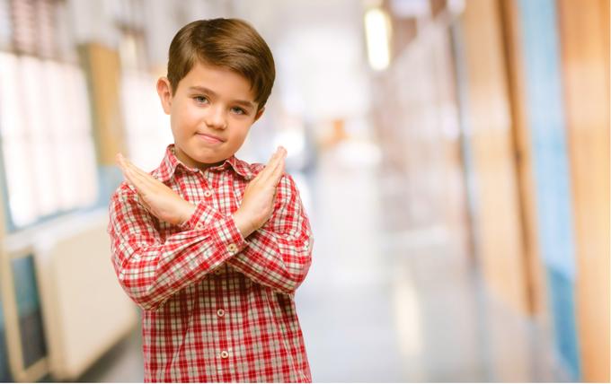 Dạy con đúng cách là dạy trẻ biết cách từ chối đúng lúc