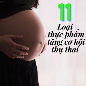 chuan bi mang thai