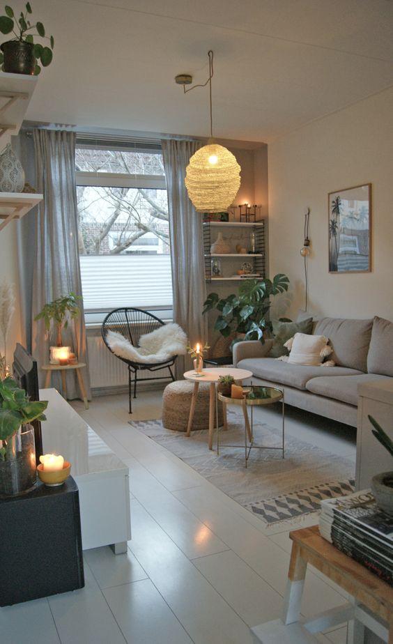 Hoàn thiện nội thất chung cư phong cách Scandinavian với chi phí 300 triệu