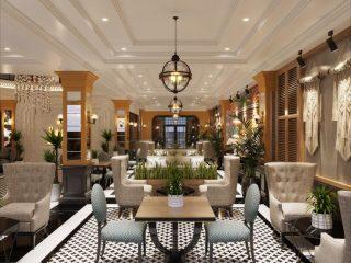 Hoàn thiện nội thất chung cư phong cách Luxury với chi phí 300 triệu với chi phí 300 triệu