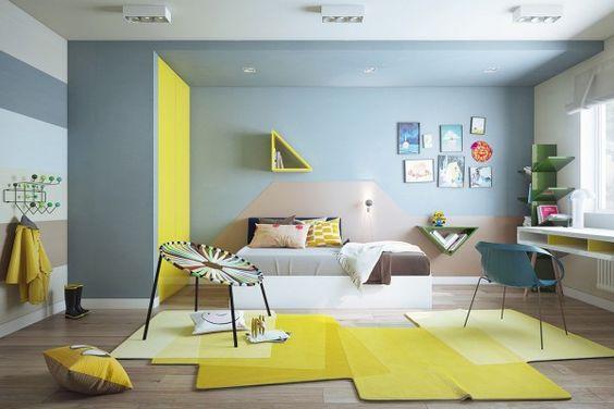 Màu sơn cho căn hộ chung cư chi phí 300 triệu