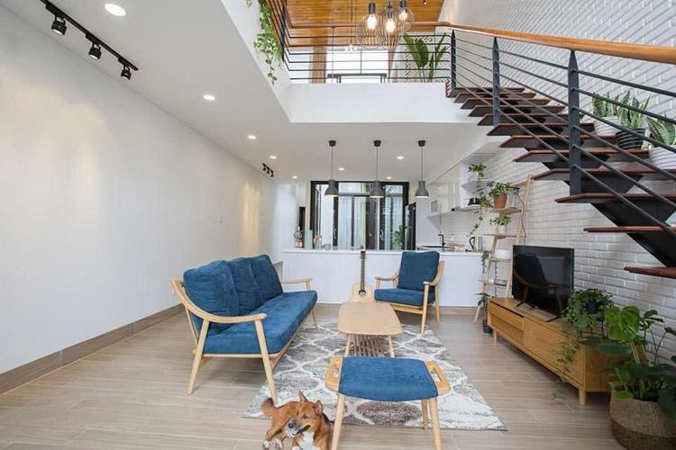 Mẫu thiết kế nhà 2 tầng được ưa chuộng