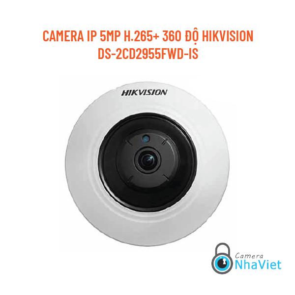 camera giám sát góc rộng không giới hạn