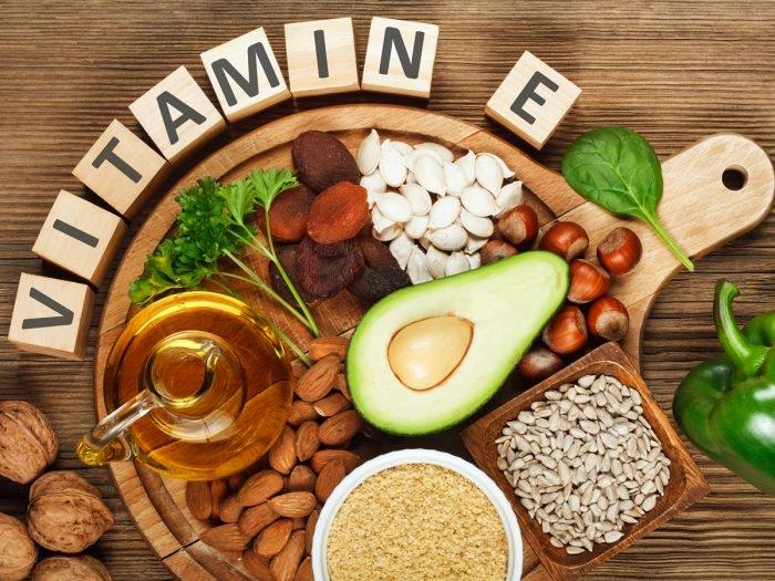 Chuan bi mang thai uong elevit - Vitamin E