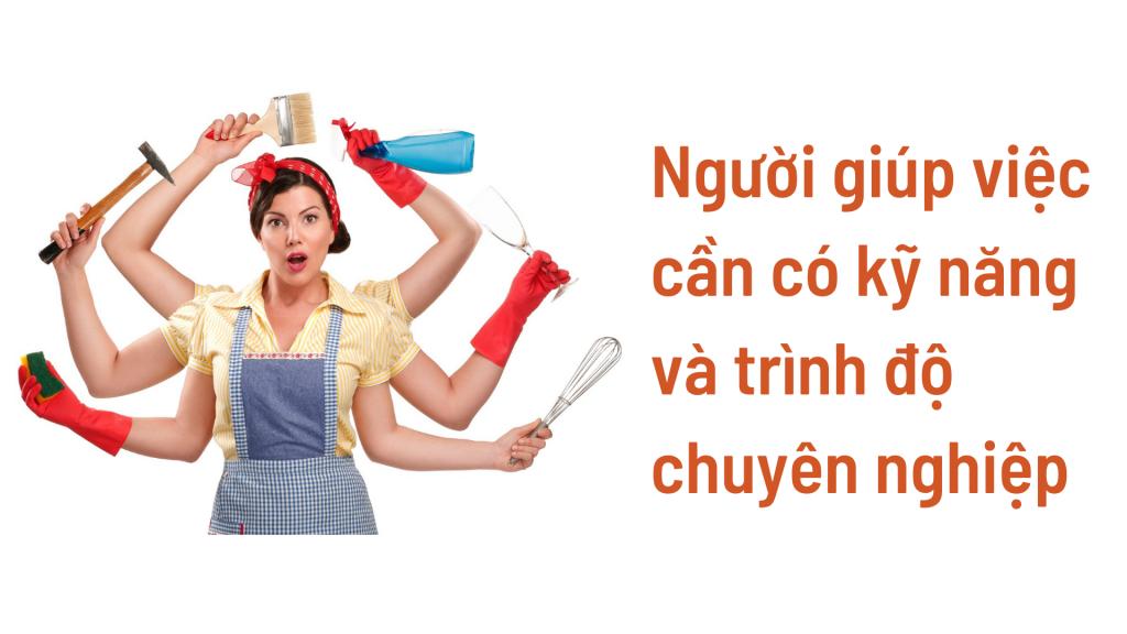 Giúp việc nhà