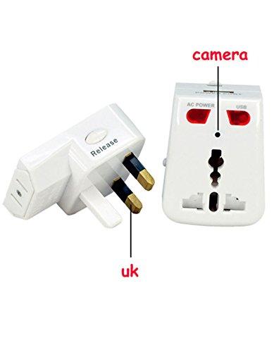 Camera ngụy trang ổ cắm điện